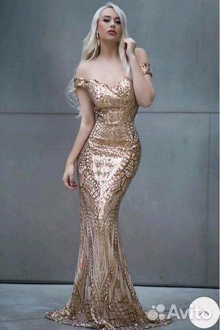 95573e4f252 Вечернее платье аренда продажа купить в Ставропольском крае на Avito ...
