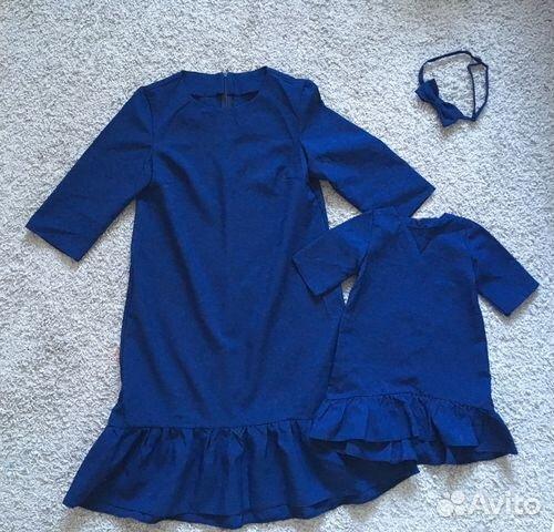 be1c678055fe Family look платья мама дочка | Festima.Ru - Мониторинг объявлений