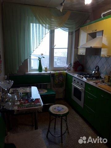 Продается трехкомнатная квартира за 2 450 000 рублей. Новокуйбышевск, Самарская область, улица Дзержинского, 33.