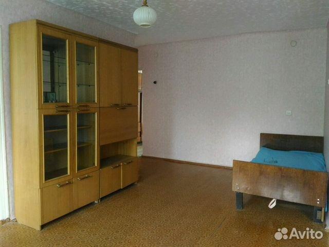 Продается трехкомнатная квартира за 1 750 000 рублей. комсомольская 37.