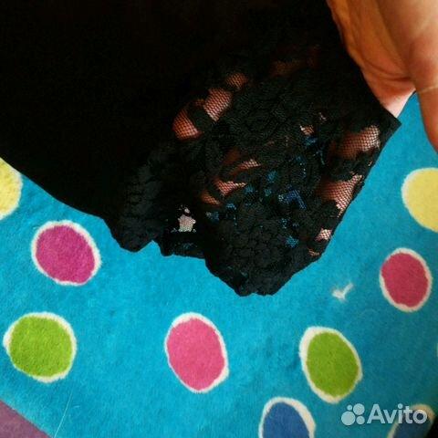 Little black dress size 46