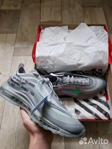 fab3e7e8 Off-White x Nike Air Max 97 Menta | Festima.Ru - Мониторинг объявлений