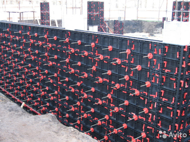 Пластиковая опалубка для бетона купить купить керамзитобетон в мешках