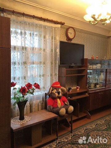 Продается однокомнатная квартира за 1 200 000 рублей. Московская обл, г Егорьевск, ул Смычка, д 34.