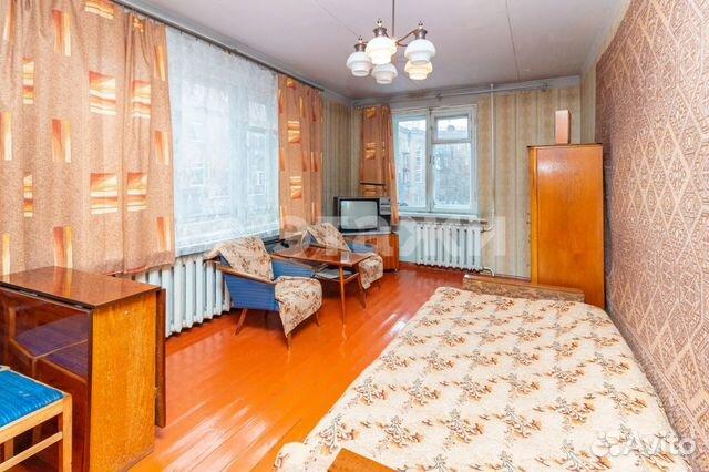Продается двухкомнатная квартира за 1 950 000 рублей. г Петрозаводск, р-н Центр, пр-кт Ленина, д 36А.