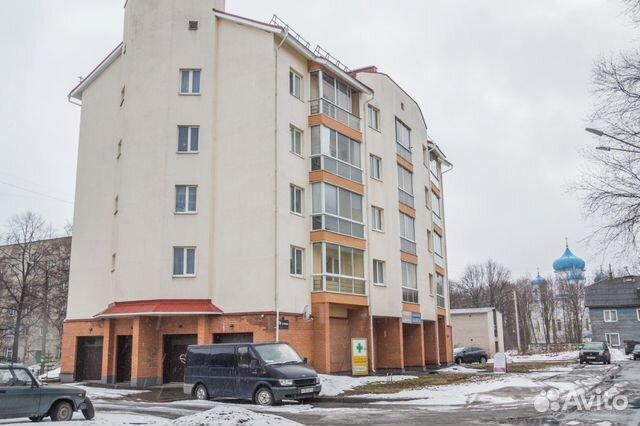 Продается двухкомнатная квартира за 3 999 900 рублей. г Петрозаводск, р-н Голиковка, ул Правды, д 11А.