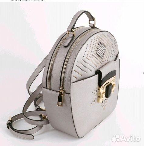 68de0d185997 Новый женский рюкзак Сумка оригинал Италия Cromia купить в Москве на ...
