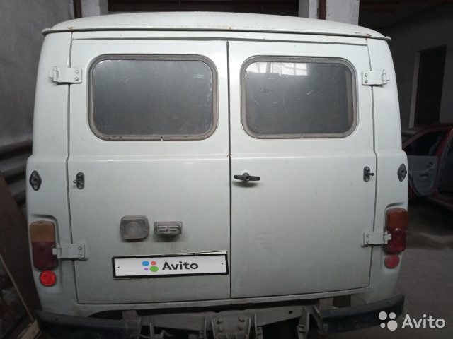 Купить УАЗ 452 Буханка пробег 1 000.00 км 2003 год выпуска
