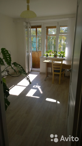 Продается четырехкомнатная квартира за 2 480 000 рублей. г Киров, ул Розы Люксембург, д 34.