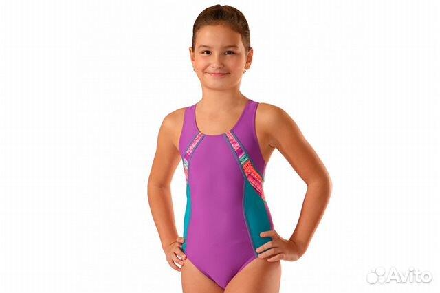 32d45b0945139 Спортивный детский купальник с яркими вставками купить в Санкт ...