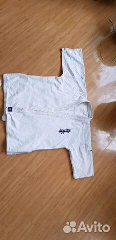 Доги (кимоно) каратэ рост 160-175 см купить 2