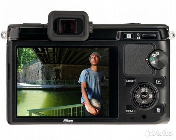 Фотоаппарат системный Nikon 1 v1 89507214510 купить 2