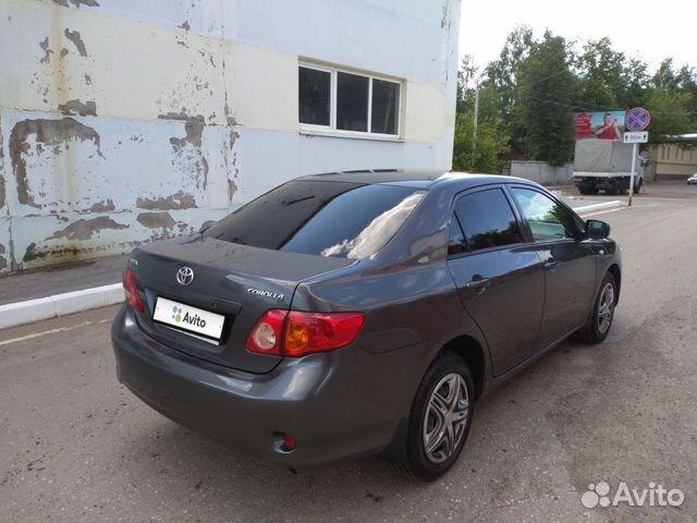 Купить Toyota Corolla пробег 146 000.00 км 2008 год выпуска