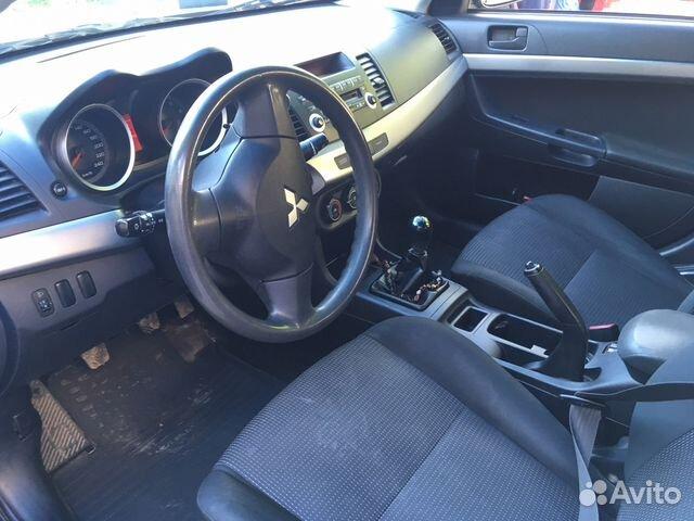 Купить Mitsubishi Lancer пробег 135 000.00 км 2008 год выпуска