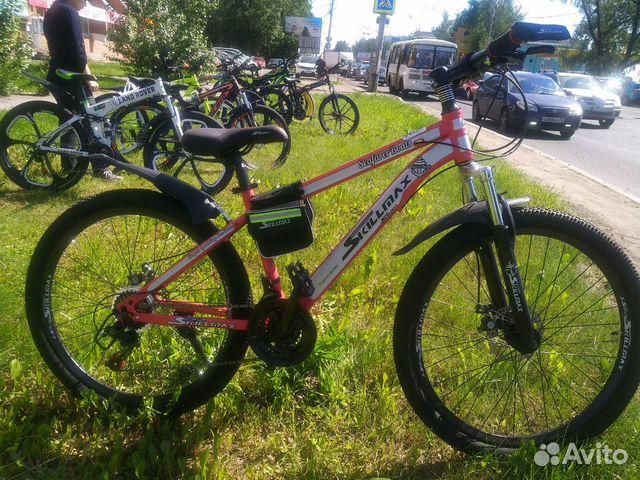 89527559801 Горный велосипед,21 скорость,новый