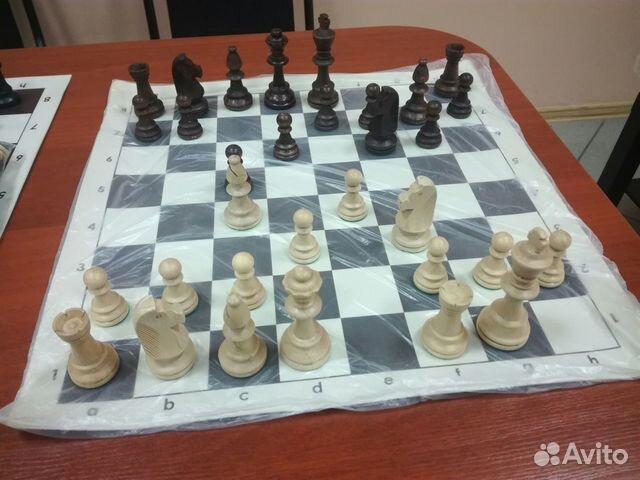 Шахматы деревянные новые Стаутон  89644106161 купить 6