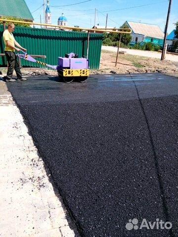 бетон асфальто