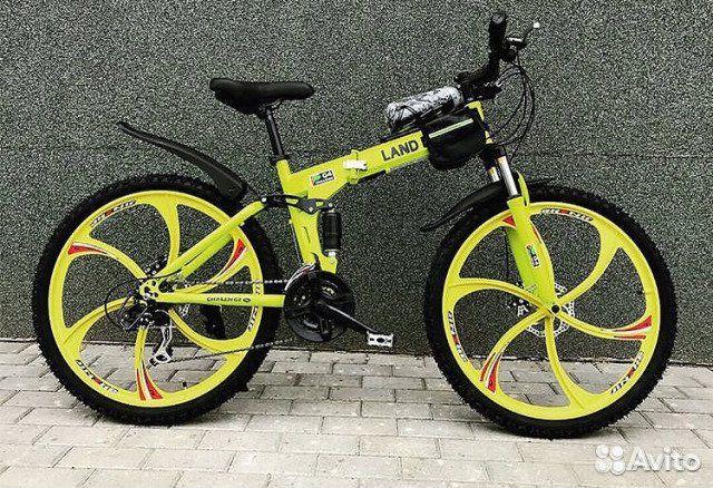89527559801 Горный велосипед,21 скорость,складной