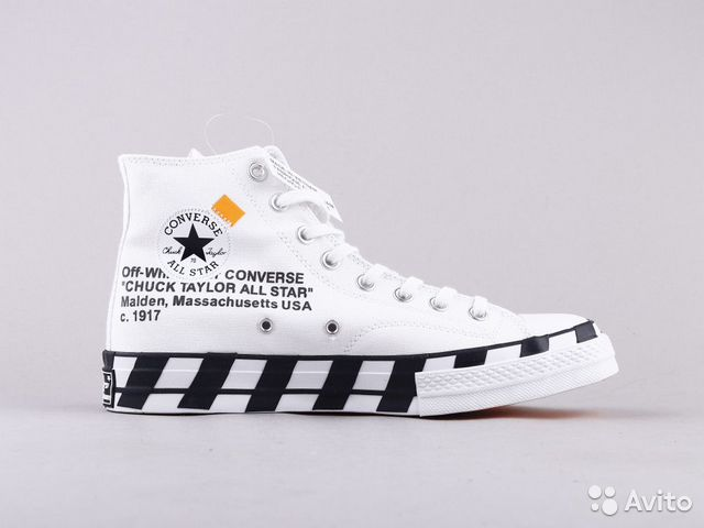 70 0 Converse Taylor 2 X Chuck Off White All Star 5cF3uJK1Tl