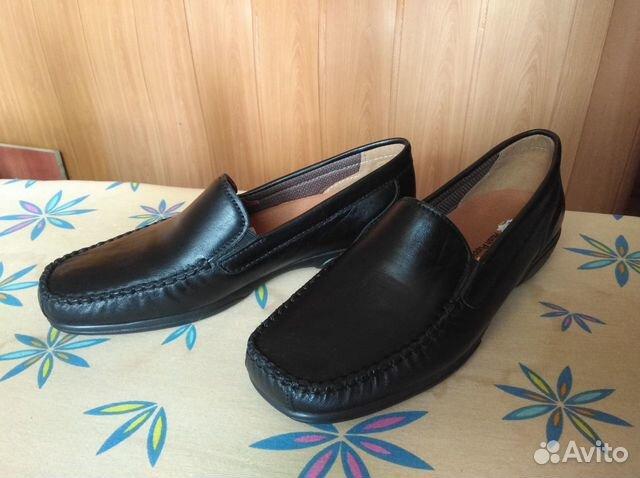 57c7713ffe17 Новые фирменные кожаные мокасины купить в Москве на Avito ...