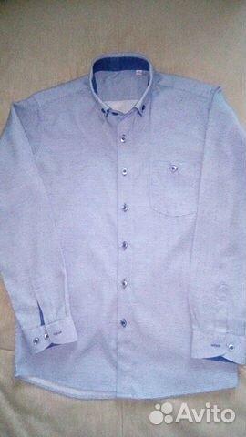 89522932493 Рубашка на мальчика