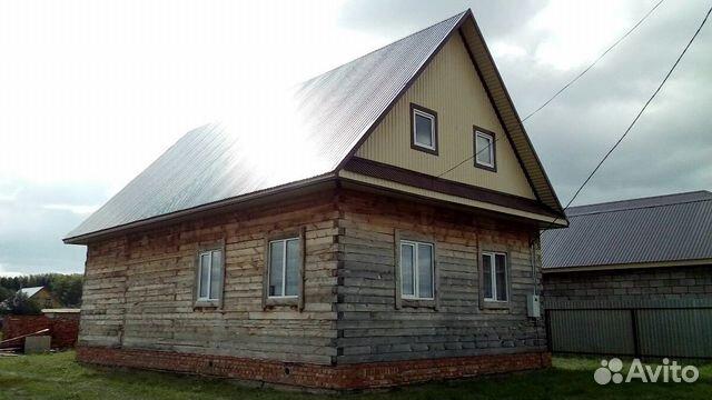 Дом 77 м² на участке 20 сот. купить 1