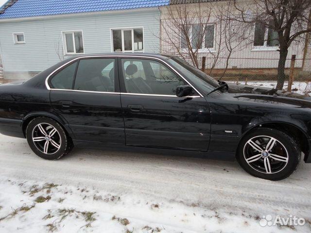 Купить BMW 5 серия пробег 305 000.00 км 1995 год выпуска