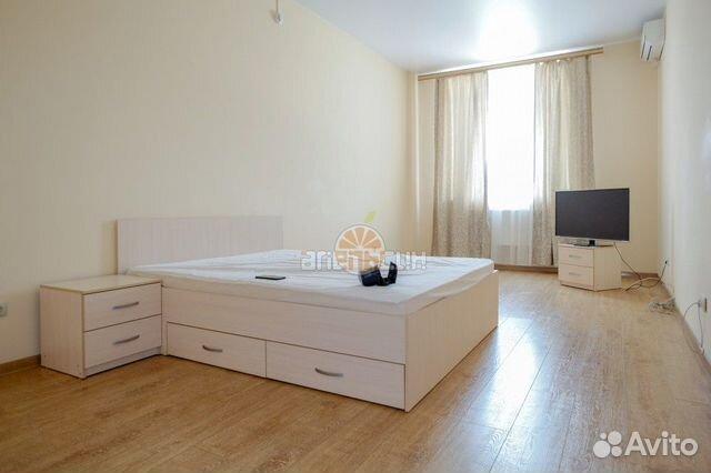 1-к квартира, 46 м², 3/3 эт.