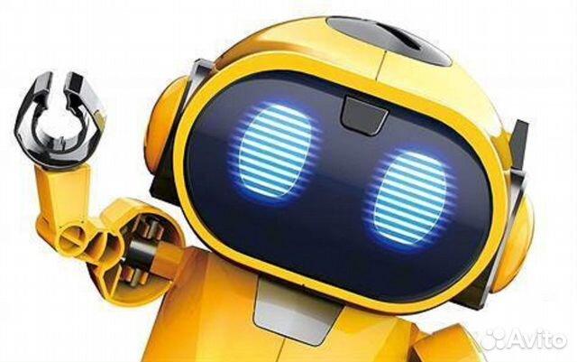 Интерактивный робот конструктор TOBBY в Твери