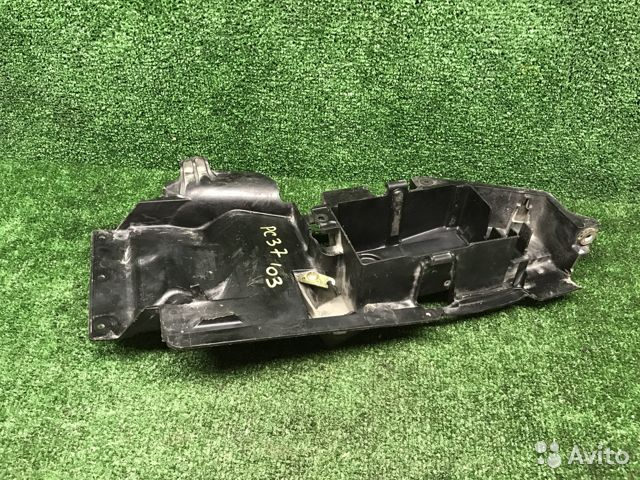 89831314444 Пластик подрамника Honda CBR600RR 03-04 PC37