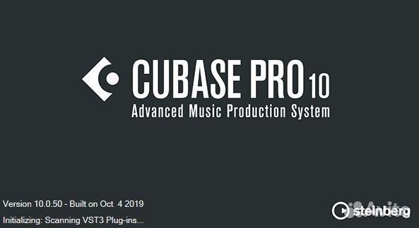 Cubase 10 Pro + HALion 6 + Groove Agent 4  89539292414 купить 1