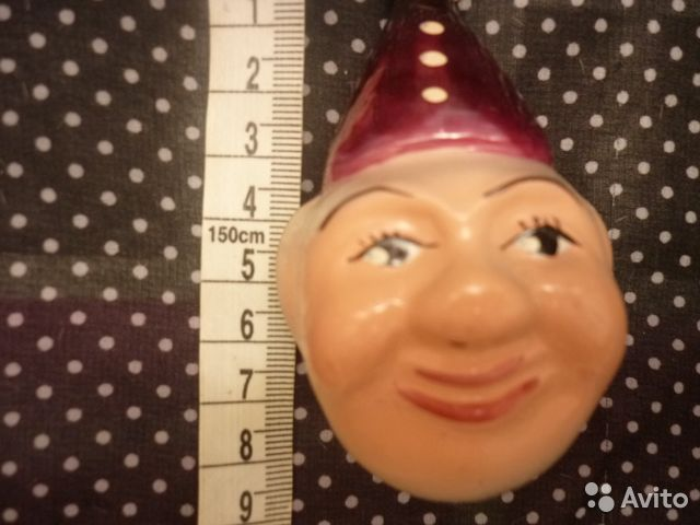 30 елочных игрушек из СССР  89293367255 купить 1