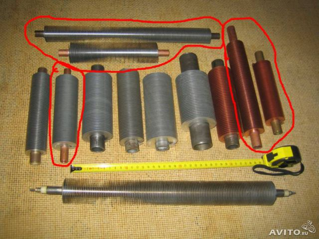 Оребренные трубы для теплообменников воронеж Паяный пластинчатый теплообменник SWEP B30 Петропавловск-Камчатский