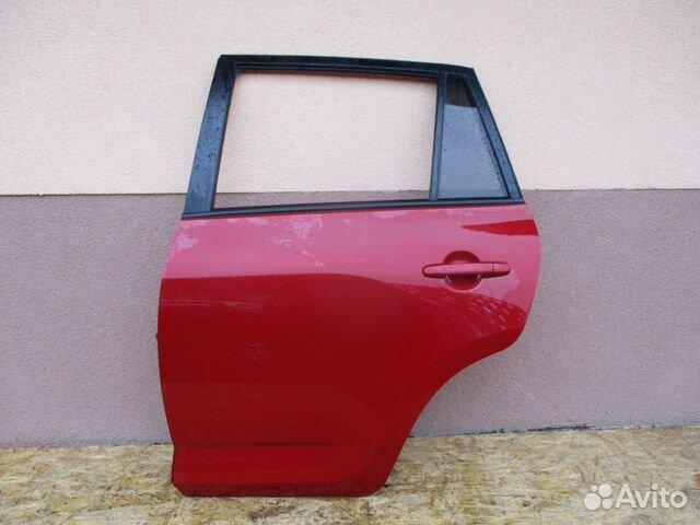 Дверь левая задняя Toyota RAF4 комплектная 89013900028 купить 1