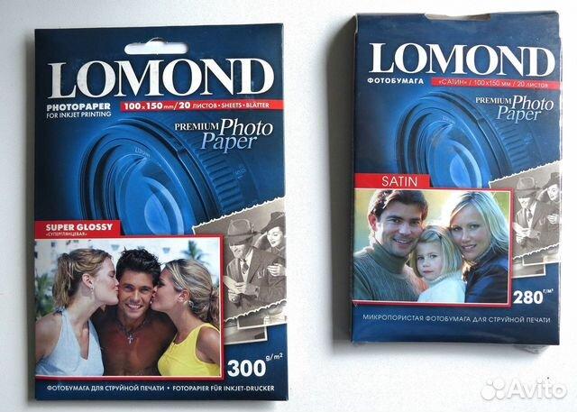 как получаются фото на ломонд сатин итоге
