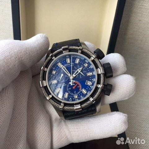 Мужские часы Chronograph Invicta 6433 Обмен 89525003388 купить 9
