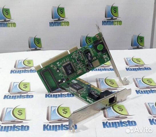 89087176847 Сетевая карта PCI (С)