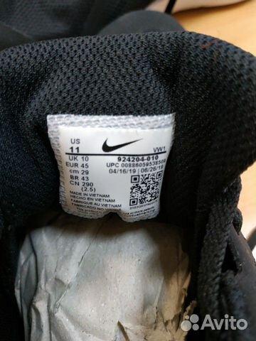 Продам новые мужские кроссовки Nike 89276807737 купить 3