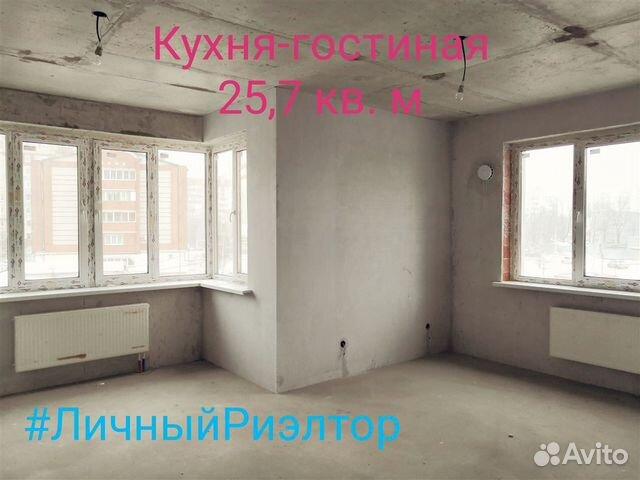 3-к квартира, 99.7 м², 17/25 эт. 89521271460 купить 6