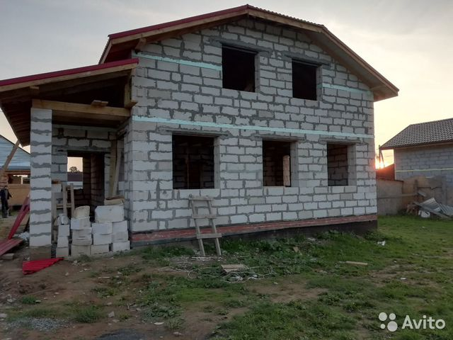 Дом 160 м² на участке 10 сот. 89089193722 купить 4