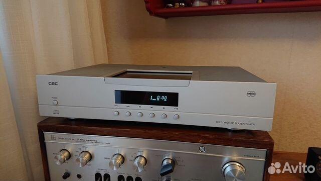CD-проигрыватель CEC TL51XR