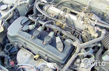 84732022776 Двигатель Nissan Almera Tino 2000-2012