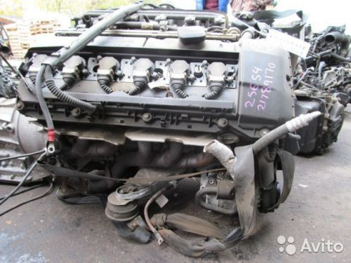 84732022776 Двигатель BMW E39 1995-2003
