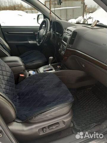 Hyundai Santa Fe, 2011 купить 8