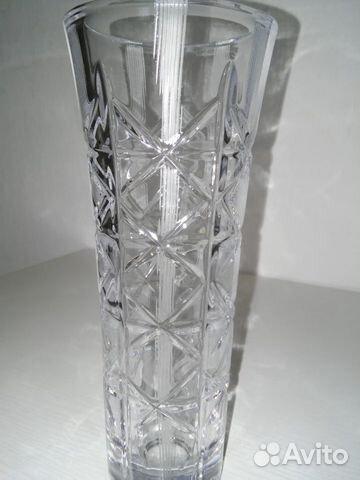 Хрустальная ваза 89129945191 купить 1