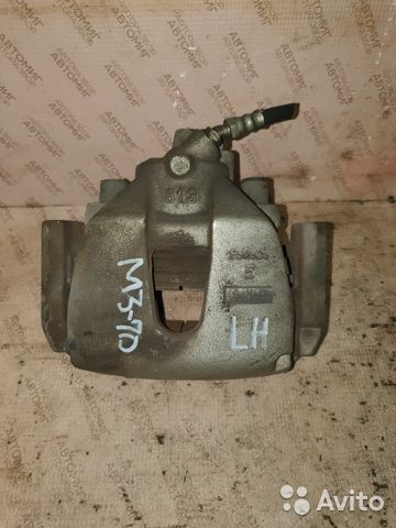 89530003204 Суппорт тормозной передний Mazda 3 bk мазда