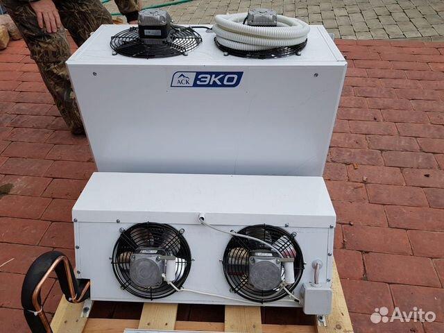 Сплит-система для холодильной камеры 89587629065 купить 1