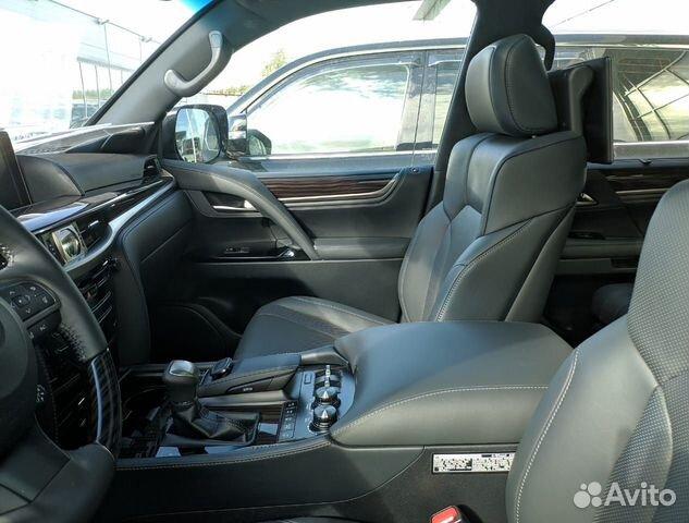 Lexus LX, 2019 купить 6