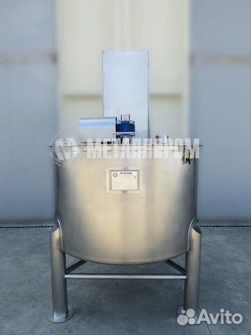 Промышленный котел для варки соусов/кетчупов/пюре 89891256622 купить 1