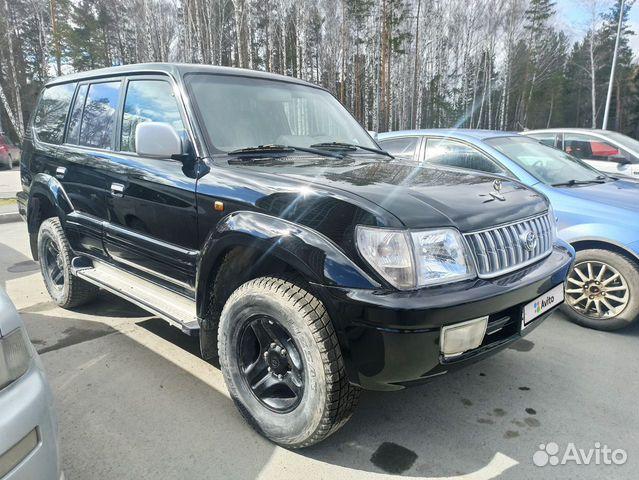Toyota Land Cruiser Prado, 2000 89826307902 купить 1